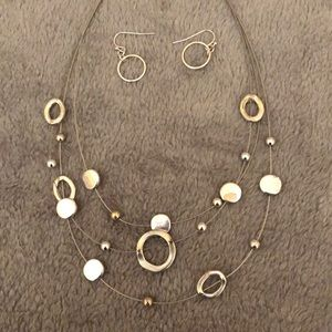 2 for $20 🛍 Fashion Jewelry set circles